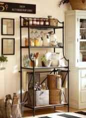 120 DIY Farmhouse Kitchen Rack Organization Ideas (95)