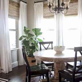 22 Cheap Farmhouse Curtains Ideas Decoration (7)
