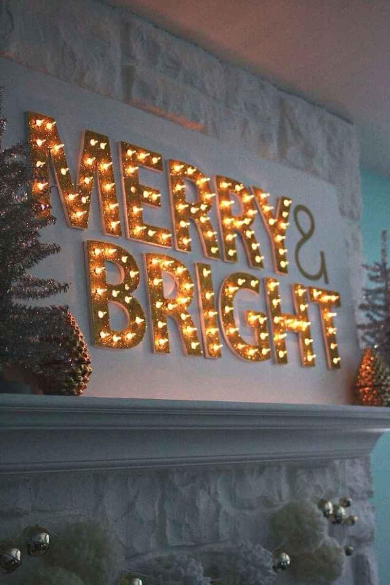 40 apartment decorating christmas lights (40)