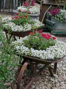 50 cheap and easy flower garden ideas (20)