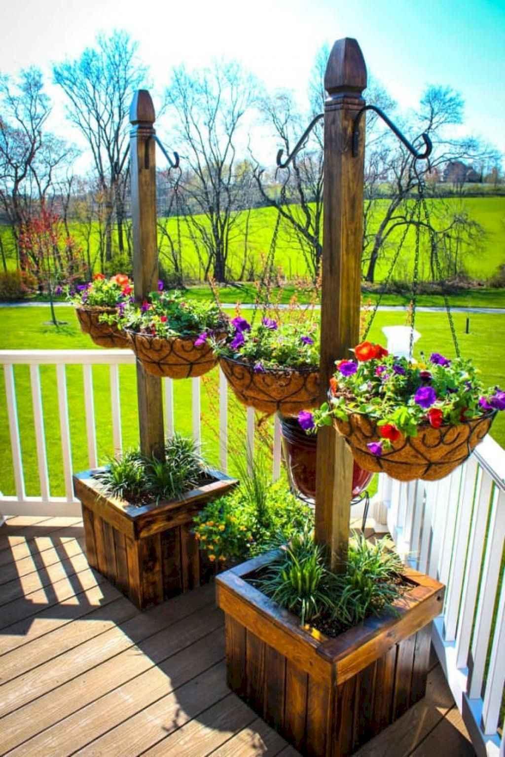 50 cheap and easy flower garden ideas (9)
