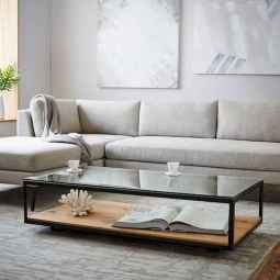 50 cool apartment coffee table ideas (12)
