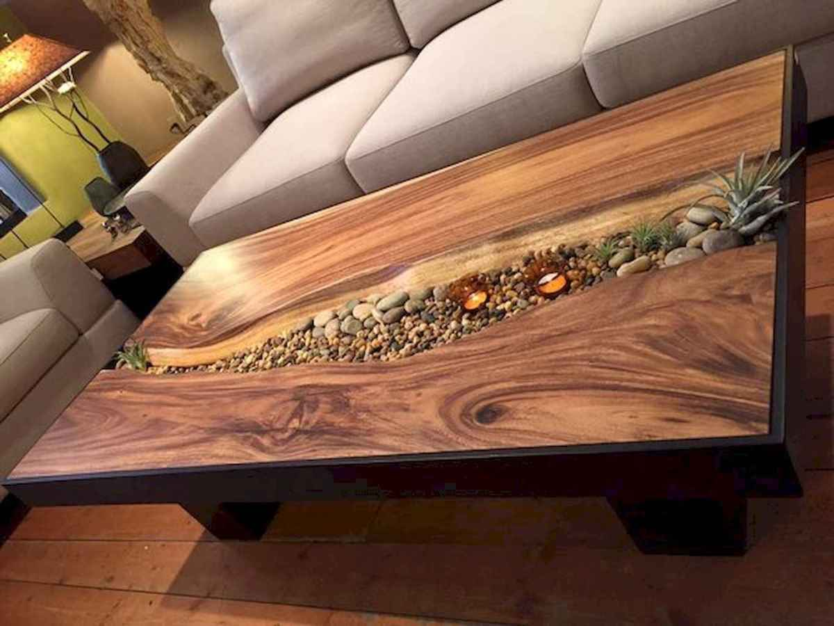 50 cool apartment coffee table ideas (9)