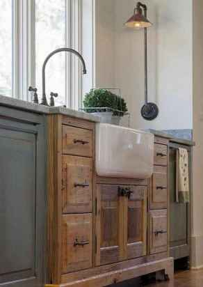 50 farmhouse kitchen decor ideas (79)