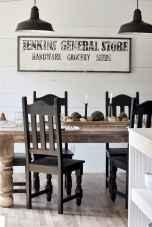 50 Modern Farmhouse Dining Room Decor Ideas (13)