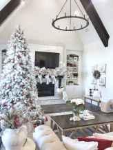 60 apartment decorating christmas ideas (55)