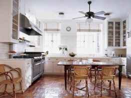 70 Tile Floor Farmhouse Kitchen Decor Ideas (22)