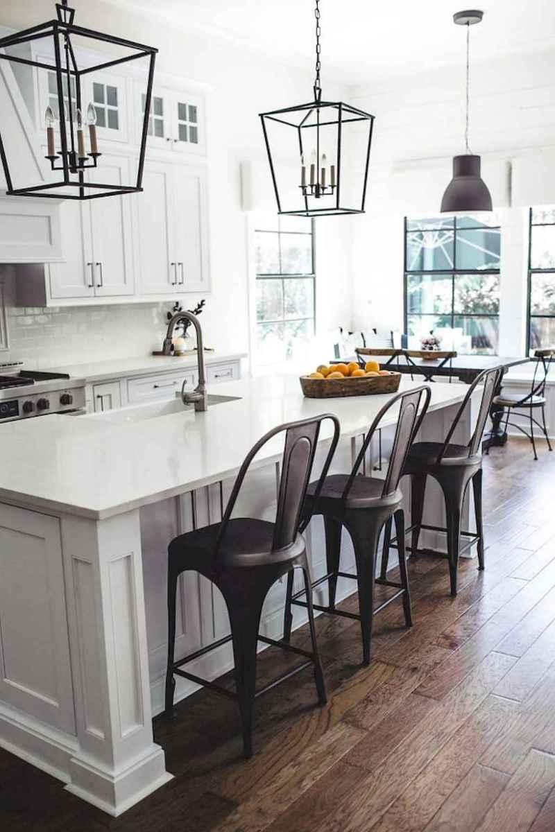 70 Tile Floor Farmhouse Kitchen Decor Ideas (30)