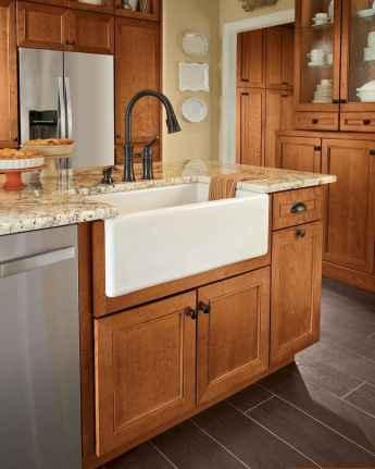 70 Tile Floor Farmhouse Kitchen Decor Ideas (44)