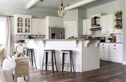 70 Tile Floor Farmhouse Kitchen Decor Ideas (45)