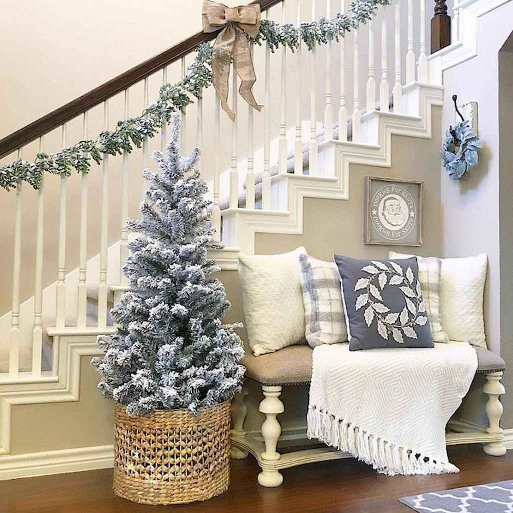Entry Photo Credit Inspire Me Home Decor On Instagram: 80 Modern Farmhouse Staircase Decor Ideas (77