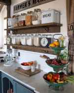 90 Rustic Kitchen Cabinets Farmhouse Style Ideas (24)