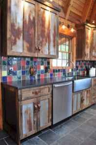 90 Rustic Kitchen Cabinets Farmhouse Style Ideas (67)