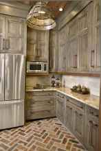 90 Rustic Kitchen Cabinets Farmhouse Style Ideas (72)