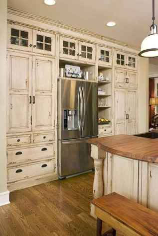90 Rustic Kitchen Cabinets Farmhouse Style Ideas (77)