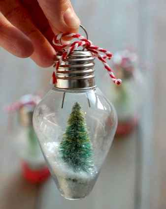 15 Cute Christmas Crafts Ornaments (12)