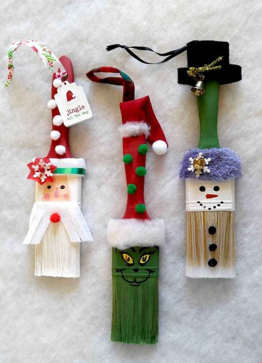 15 Cute Christmas Crafts Ornaments (7)