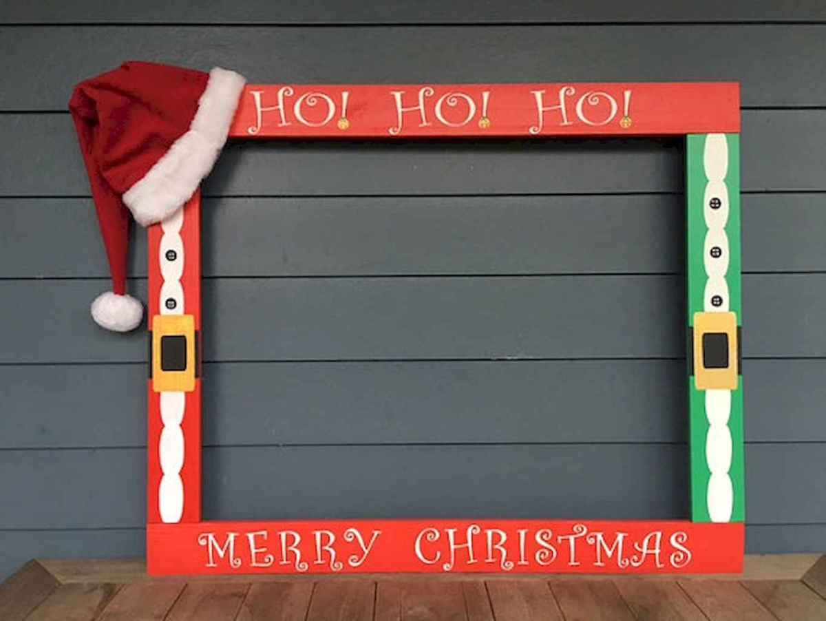20 Best Christmas Party Decorations Photo Booths Ideas (4)