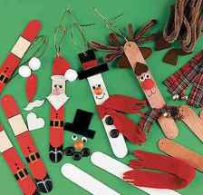 20 Easy DIY Christmas Crafts For Kids (12)