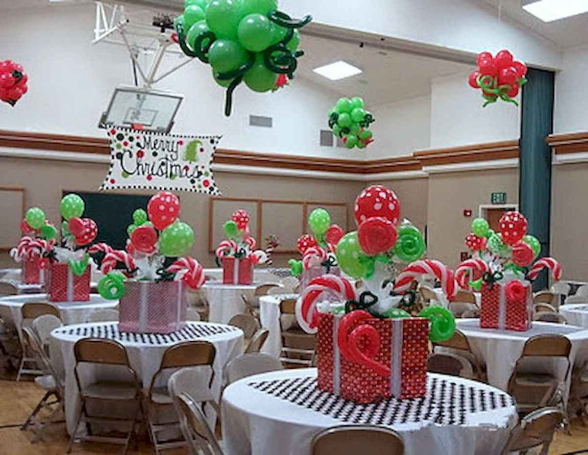 25 Elegant Christmas Party Table Decorations Ideas (12)
