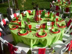 25 Elegant Christmas Party Table Decorations Ideas (19)
