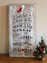 25 Gorgeous DIY Christmas Crafts Wooden Ideas (19)