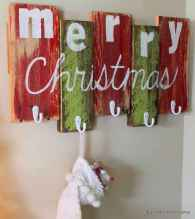 25 Gorgeous DIY Christmas Crafts Wooden Ideas (20)