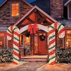 28 Christmas Decorations Outdoor Ideas (27)