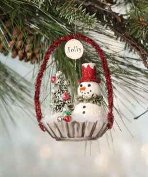 30 Simple Ornaments Christmas Tree Decorations On A Budget (6)