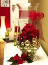 44 Stunning Christmas Decorations Mesa Centerpiece Ideas (17)