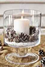 44 Stunning Christmas Decorations Mesa Centerpiece Ideas (18)
