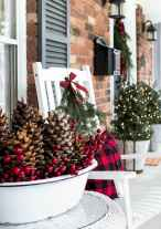 45 Best Christmas Decorations Outdoor Pine Cones Ideas (28)