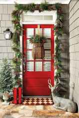 50 Simple DIY Christmas Door Decorations For Home And School (9)