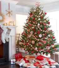 50 Stunning Modern Christmas Tree Decorations (42)