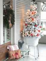 55 Front Porches Farmhouse Christmas Tree Decorations (22)