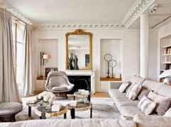 111 Beautiful Parisian Chic Apartment Decor Ideas (35)