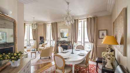 111 Beautiful Parisian Chic Apartment Decor Ideas (44)