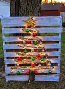 20 Amazing DIY Outdoor Christmas Decorations Ideas (15)