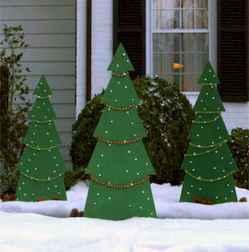 20 Amazing DIY Outdoor Christmas Decorations Ideas (3)