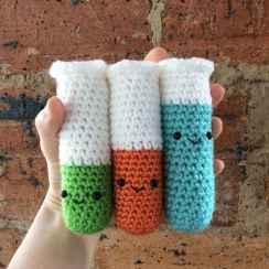 25 Easy DIY Test Tube Vase Crafts Ideas (8)