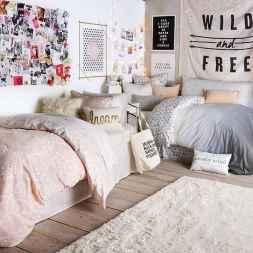 30 Amazing College Apartment Bedroom Decor Ideas (22)