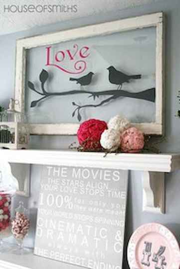 30 Cheap And Easy Valentines Apartment Decorations On A Budget (9)