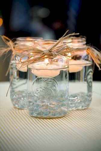 40 DIY Floating Candles Crafts Ideas (5)