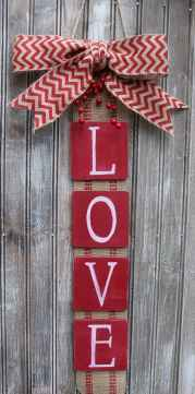 40 Romantic Valentines Decorations Dollar Tree Ideas On A Budget (6)