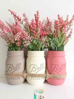 44 DIY Painted Ombre Vases Crafts Ideas On A BUdget (40)