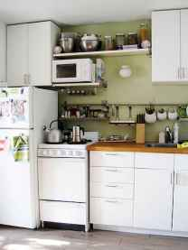 50 Amazing Small Apartment Kitchen Decor Ideas (16)