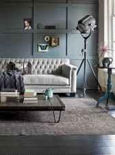 50 Elegant Rustic Apartment Living Room Decor Ideas (23)