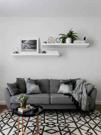 50 Elegant Rustic Apartment Living Room Decor Ideas (37)