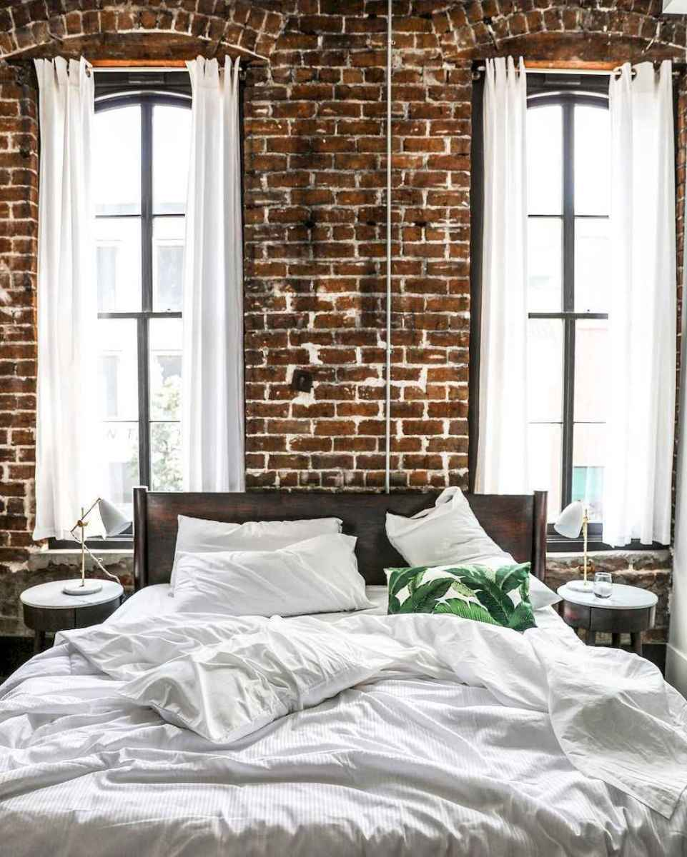 50 Incredible Apartment Bedroom Decor Ideas With Boho Style (8)
