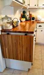 50 Miraculous Apartment Kitchen Rental Decor Ideas (37)